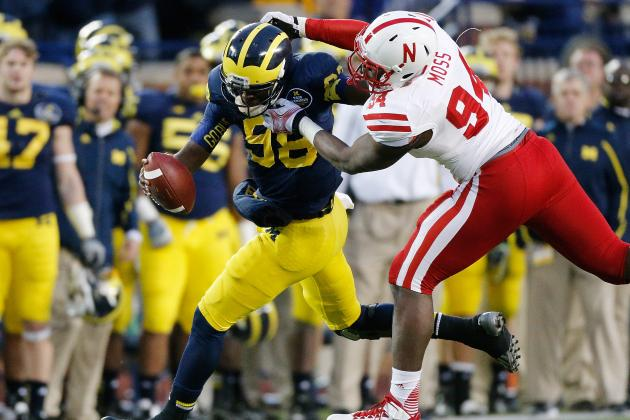 Michigan's Struggling Offense Sets Up Huge Mismatch for Ohio State