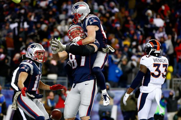 Patriots' Furious Comeback Ices Broncos in Overtime