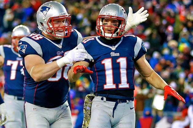 Julian Edelman's Instant Fantasy Reaction After Week 12 Performance