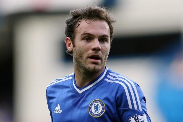 Chelsea FC Should Let Juan Mata Go in the January Transfer Window