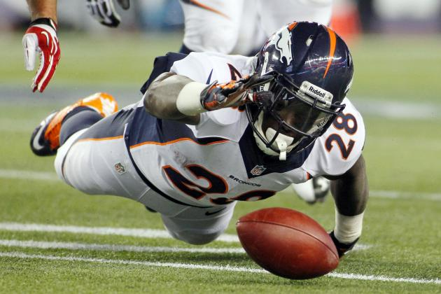 Montee Ball's Instant Fantasy Reaction After Knowshon Moreno Injury