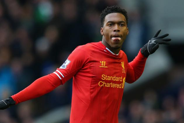 Liverpool's Brendan Rodgers Slaps Down Sturridge After Everton Thriller
