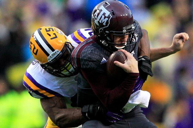 LSU Football Film Study: How the Tigers' Teamwork Stopped Johnny Manziel