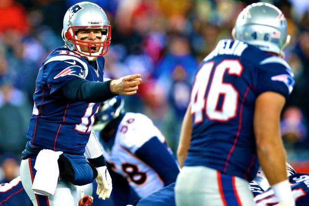 Patriots Reestablish Themselves as AFC's Team to Beat with Win Over Broncos