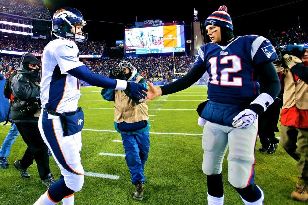 Epic Victory for Brady over Manning Shows Who's Best of the Epic Quarterbacks