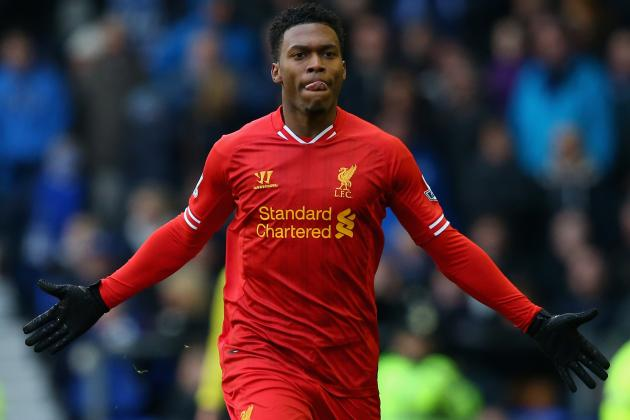 Daniel Sturridge Gets Warning Shot from Brendan Rodgers After Liverpool Draw