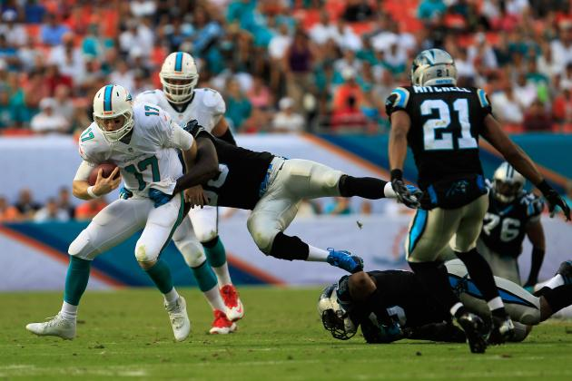 Miami Dolphins:  Dolphins Playoff Hopes May Be Finished Because They Cant Finish