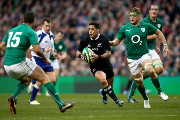 Ireland vs. New Zealand: 6 Things We Learned