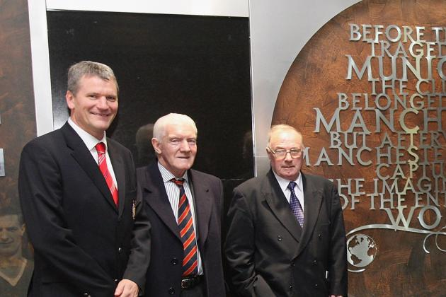 Manchester United Legend Bill Foulkes Dies at Age of 81