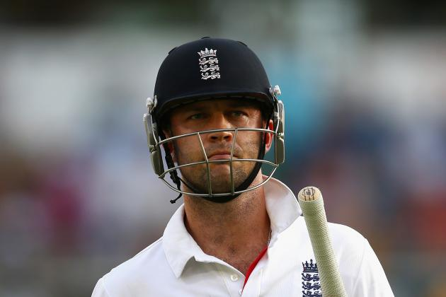 Jonathan Trott Mocked by Gulam Bodi for Leaving Ashes with Stress-Related Issue
