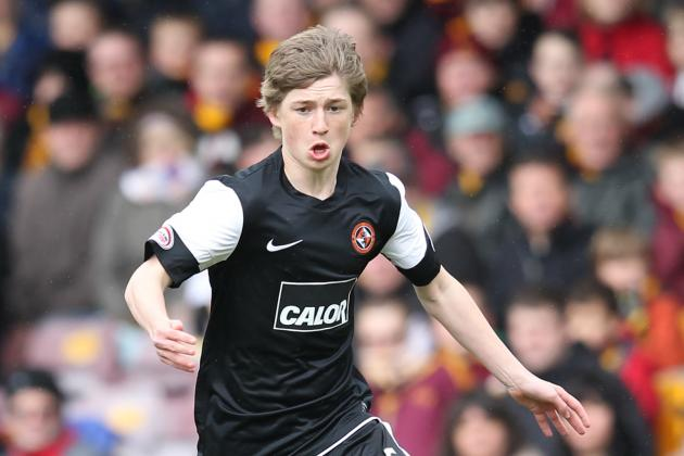 Liverpool and Manchester United Reportedly Scout 'Mini Messi' Ryan Gauld