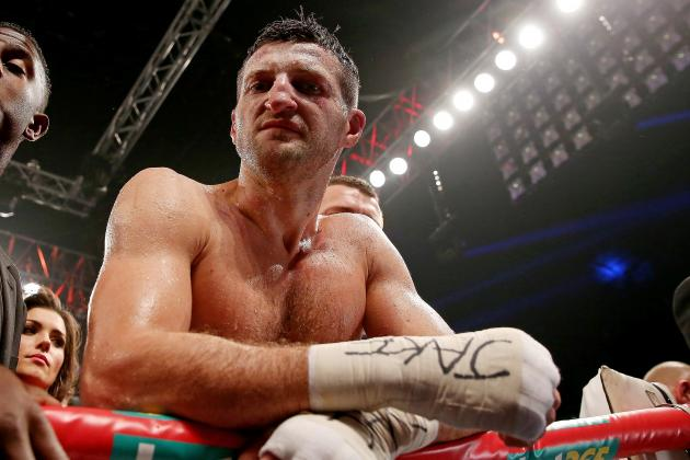 Carl Froch Begins to Back Away from George Groves Rematch, Drops Retirement Hint