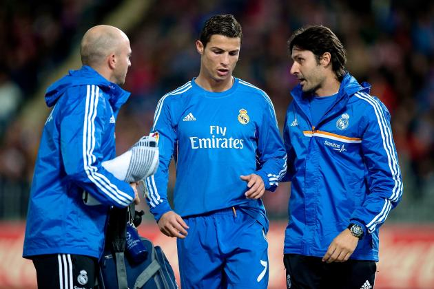 Cristiano Ronaldo Injury: Updates on Real Madrid Star's Status