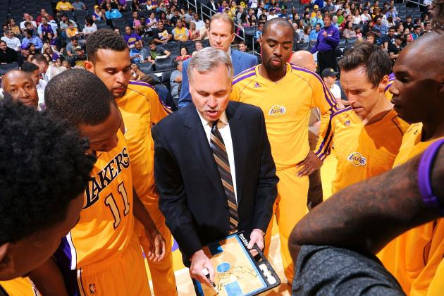 For Mike D'Antoni, Life with Lakers After Dwight Howard Feels Really Good