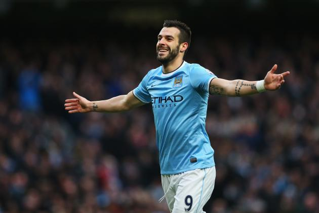 Alvaro Negredo's Brilliance Highlights the Crippling Issues in Spurs' Attack