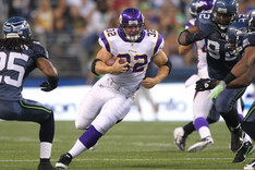 Toby Gerhart: Week 13 Fantasy Outlook