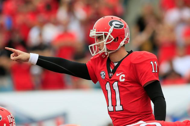 Georgia Football: Dear Aaron Murray, Thanks for 4 Great Years