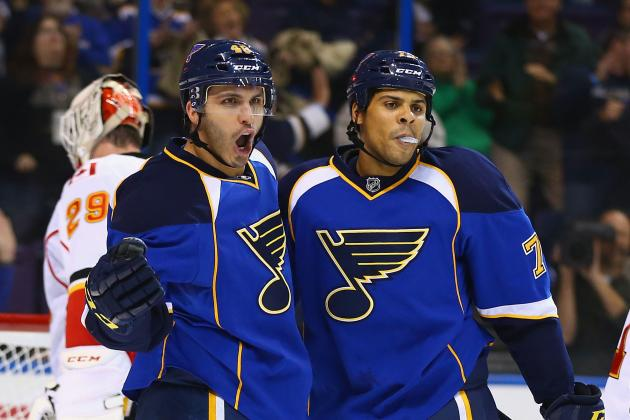 What the St. Louis Blues Are Doing Right Thus Far in 2013-14