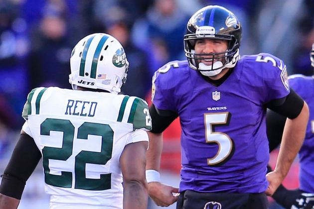 Ed Reed Got What He Asked for with Joe Flacco