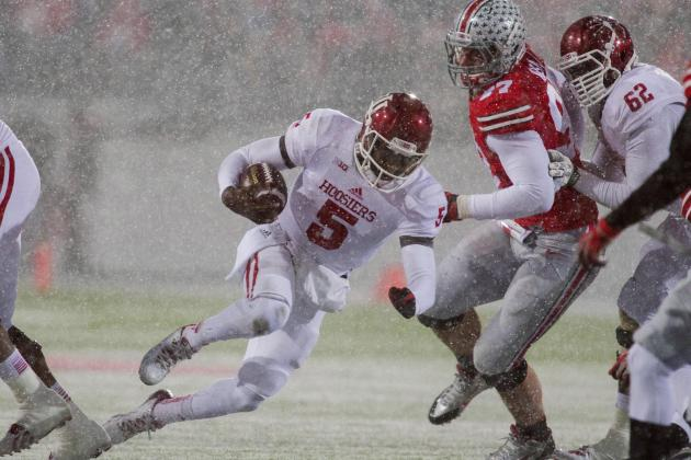 Big Ten Football: Updating Week 13 Performances of Conference's Top Freshmen