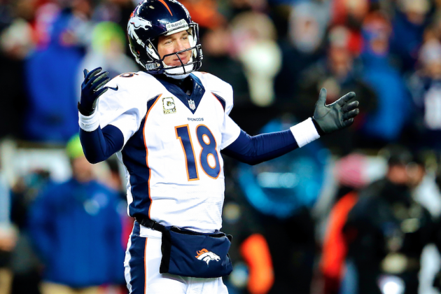Cold-Weather Games Could Be Denver Broncos' Undoing in Playoffs