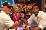 Cena vs. Strahan: Who Ya Got?