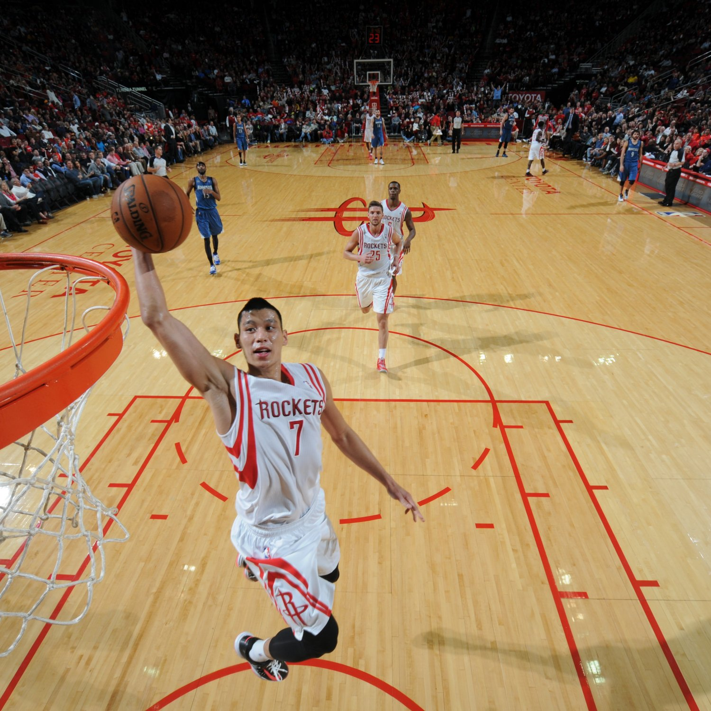 Houston Rockets X Lakers: Jeremy Lin's Improvement More Early-Season Fluke Than Long
