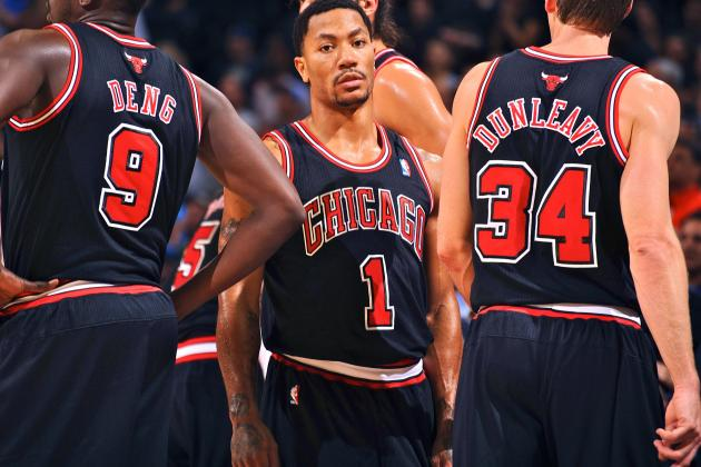 Derrick Rose Injury: Updates on Bulls Star's Knee and Recovery ...