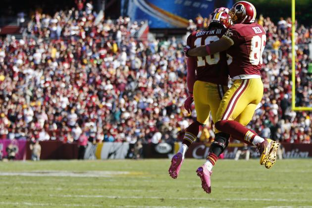 Jordan Reed's Injury Limits Robert Griffin III's Fantasy Upside