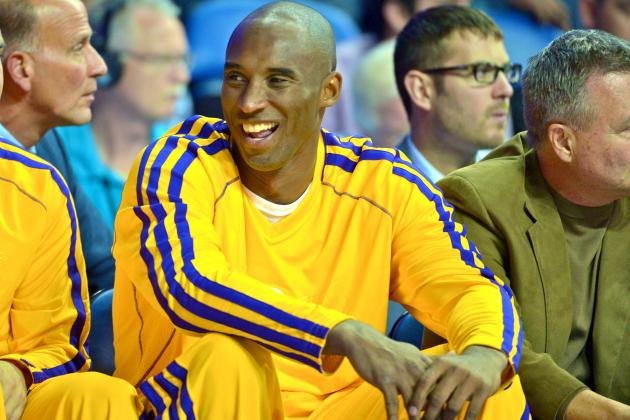 Updates on Kobe Bryant and LA Lakers Agreeing to 2-Year Contract Extension