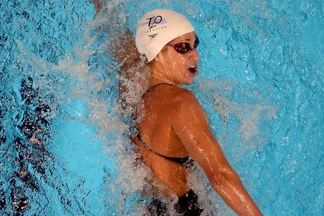 Katie Hoff Returns to Competitive Swimming