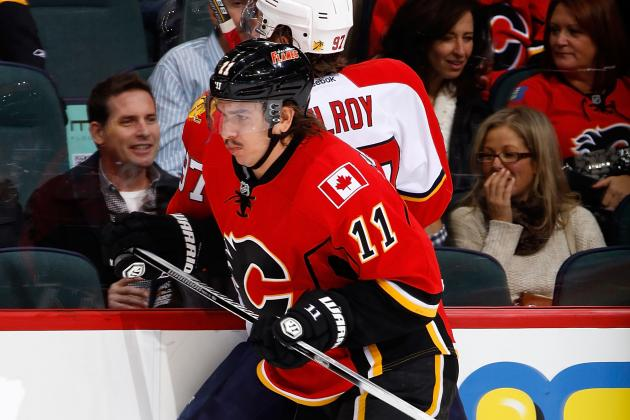 Backlund a 'Little' Surprised, but 'Kind Of' Expected Trade Rumors