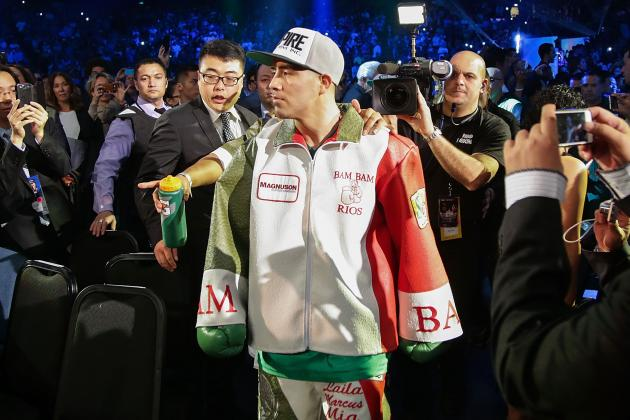 Manny Pacquiao vs. Brandon Rios: Examining Potential Redemption Fights for Rios