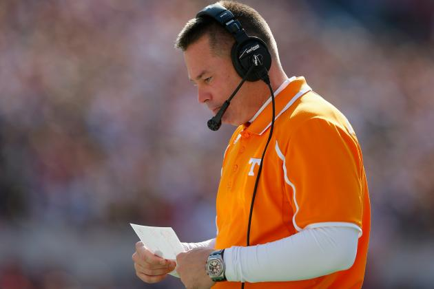Tennessee Vols Playing to Avoid Historic Loss