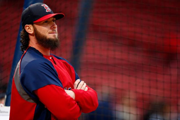 Has Jarrod Saltalamacchia Secured His Red Sox Future with Brian McCann Signing?