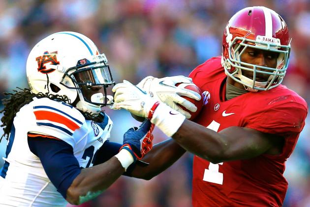 Welcome to What Should Be the Greatest Iron Bowl Ever
