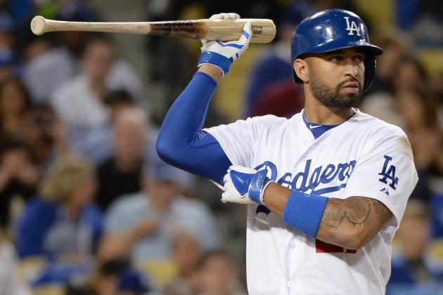 Report: New York Yankees Have Inquired About Matt Kemp