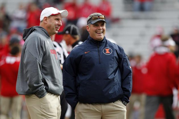 Which Big Ten Football Coaches Are on the Hot Seat?