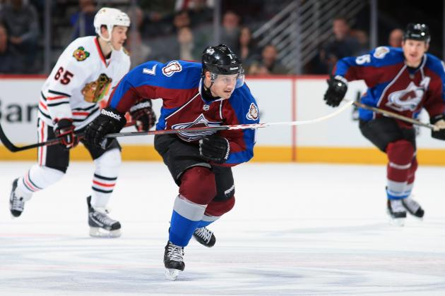 John Mitchell Getting Big Role in Big Moments for Avs
