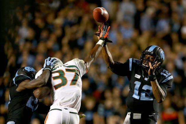 College Football Picks: Duke at North Carolina Odds and Predictions