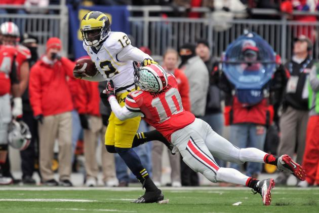 Ohio State LB Ryan Shazier Rips Michigan's Offense