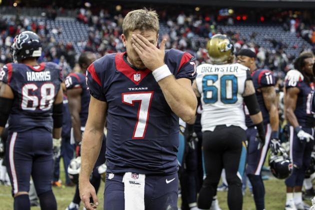 Keenum: 'I Was a Big Part of That Loss'