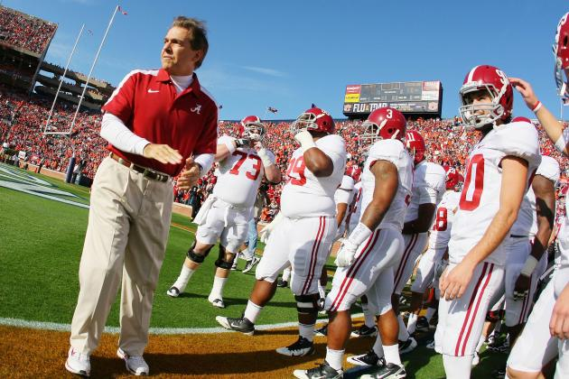 Alabama vs. Auburn: Complete Betting Guide for 2013 Iron Bowl