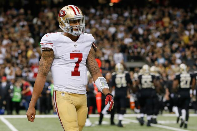 How the 49ers Can Get Colin Kaepernick Back on Track