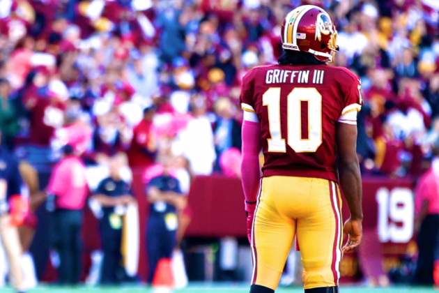 Why Robert Griffin III Desperately Needs to Win in MNF Showdown Against 49ers