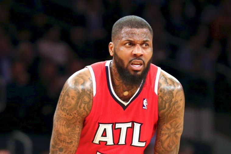 DeShawn Stevenson's Pre-Draft Profile Might Be the Worst Ever