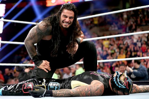 WWE Survivor Series 2013: Roman Reigns' Dominant Showing Is Sign of Big Push