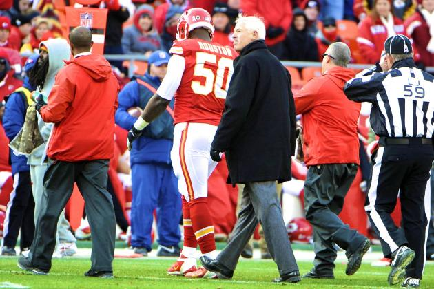 Justin Houston Injury: Updates on Chiefs LB's Elbow and Recovery