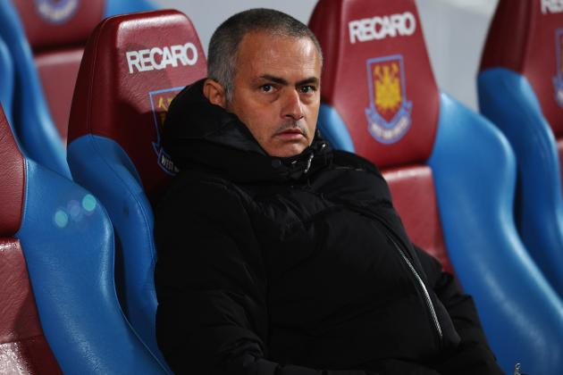 Jose Mourinho Relishing Hair-Raising Premier League Xmas with UCL Qualification