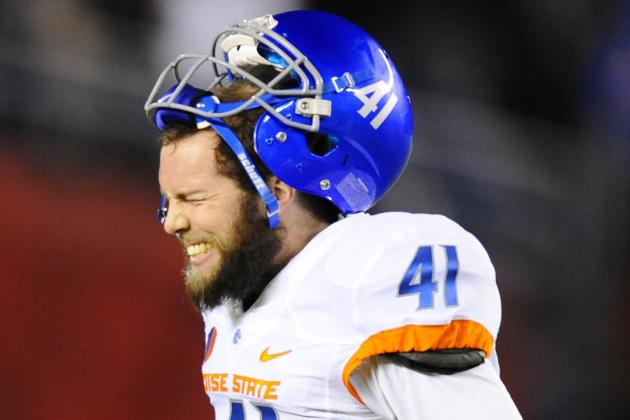 The Recurring Theme —Kicking Woes Haunting Boise State